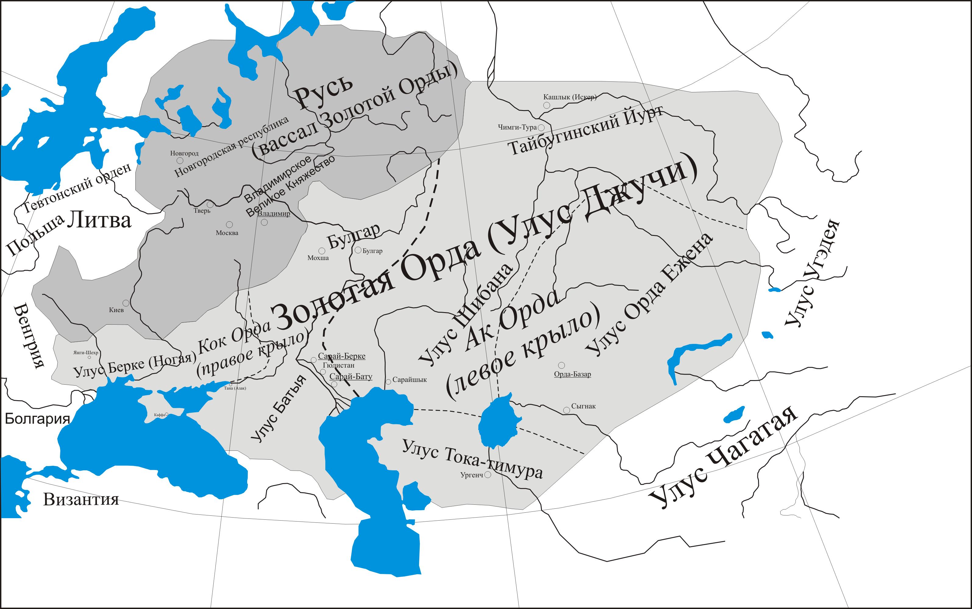 Татары где находятся